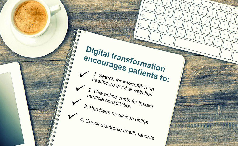Healthcare Digital Transformation Provides Higher Patient Engagement