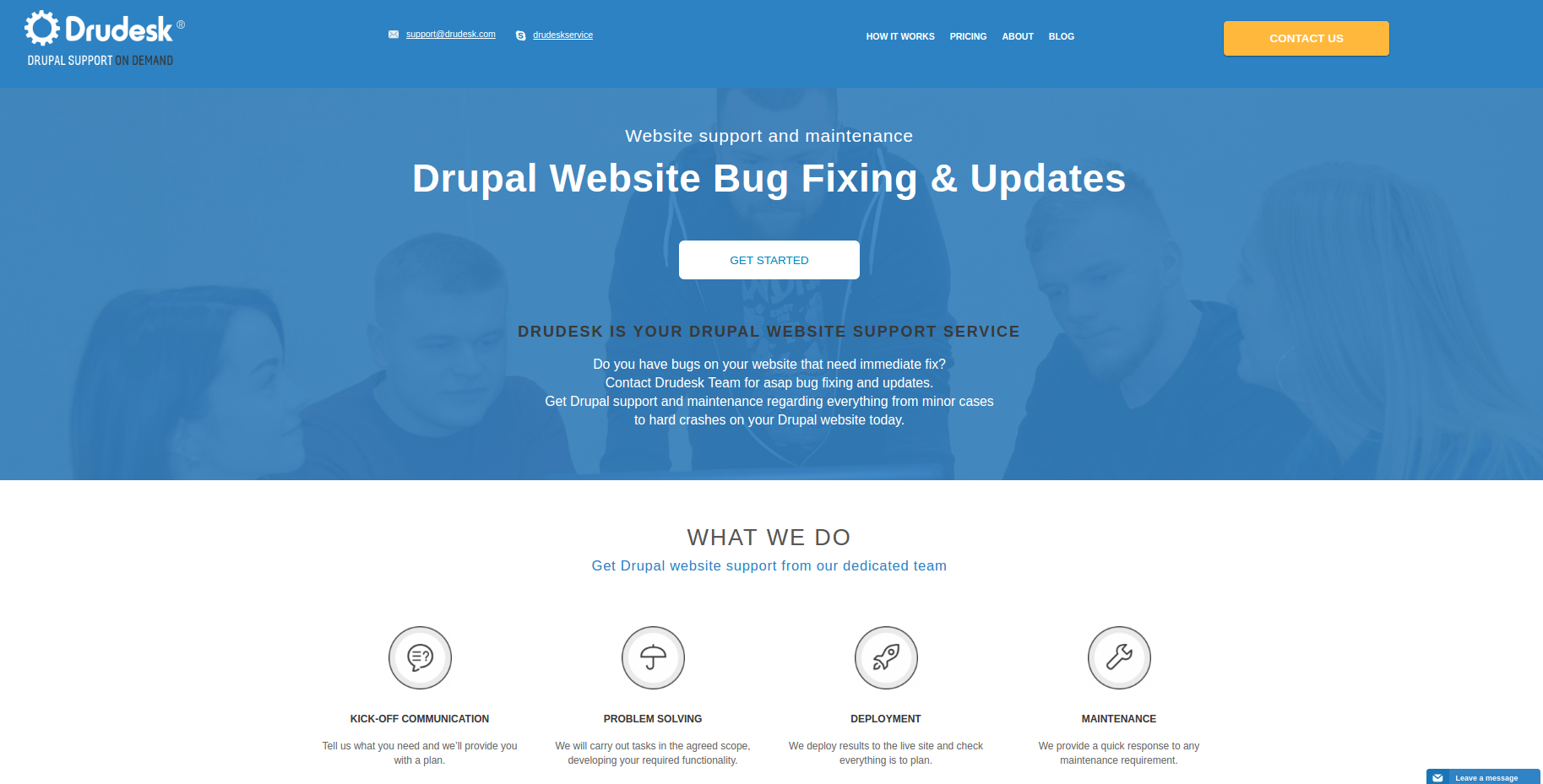 Migrate Drudesk from Drupal 7 to Drupal 8