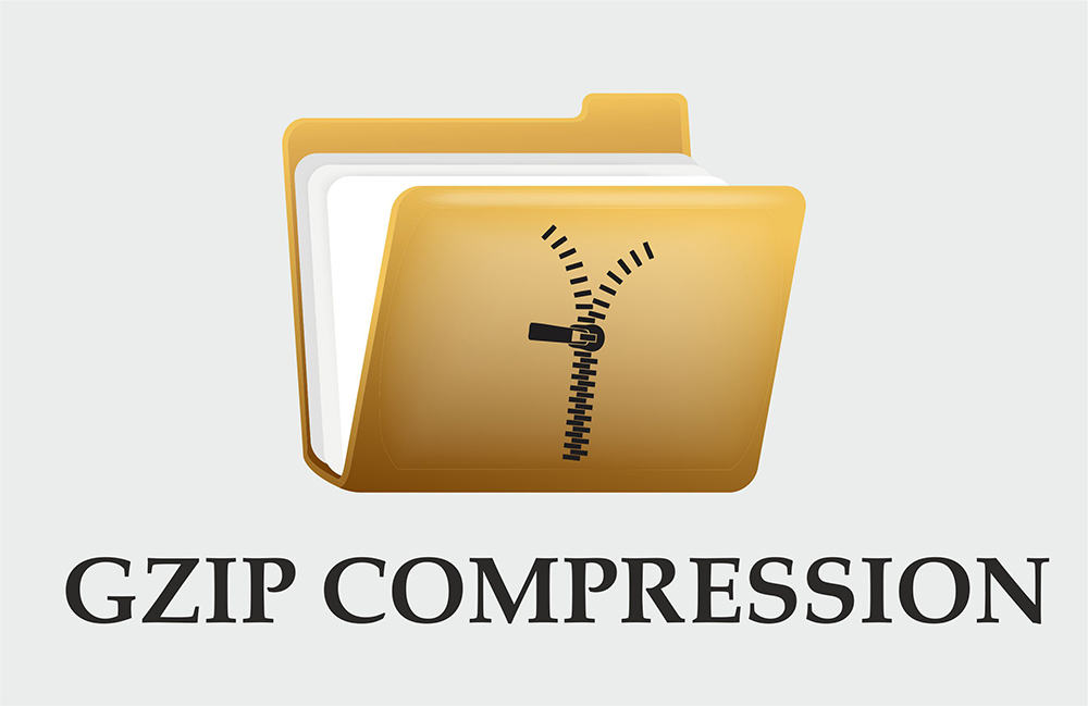 Applying GZIP compression