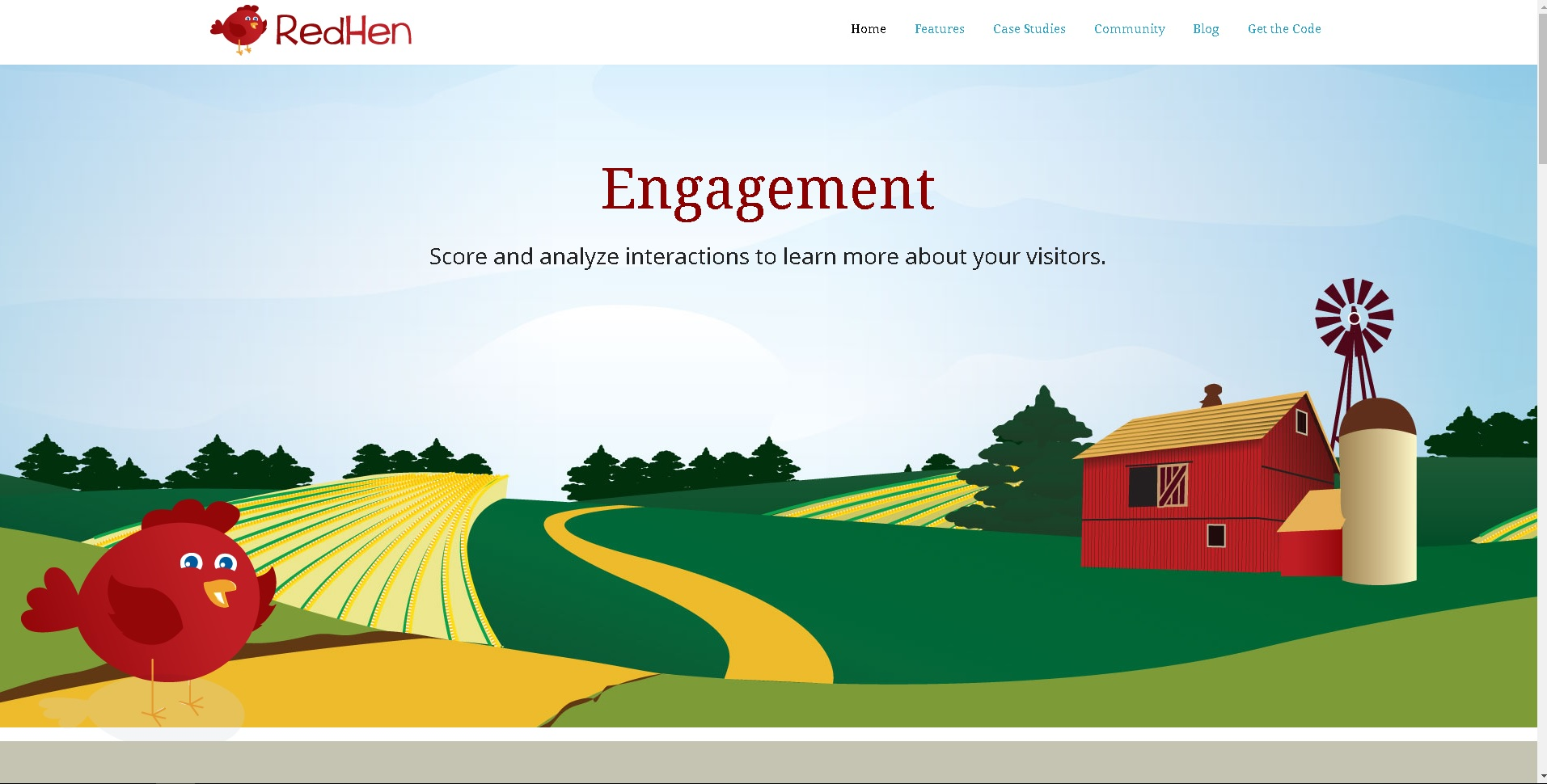 RedHen CRM