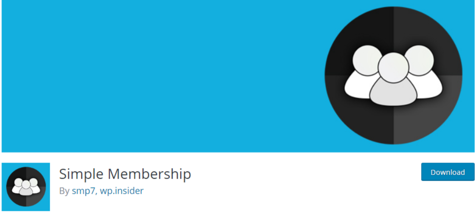 Simple Membership WordPress plugin