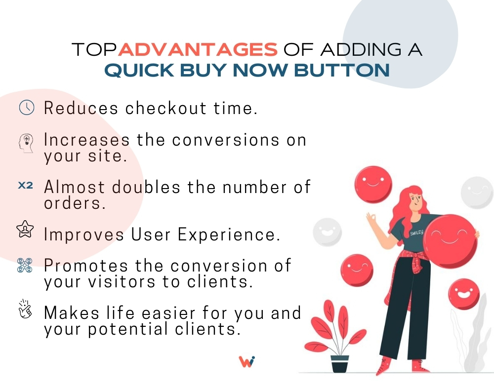 Top Advantages of Adding a Quick Buy Now Button