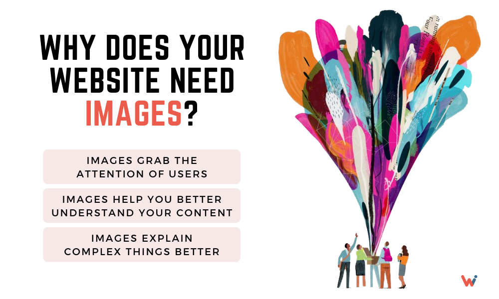 Why does your website need images?