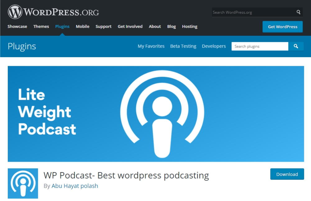 WP Podcast
